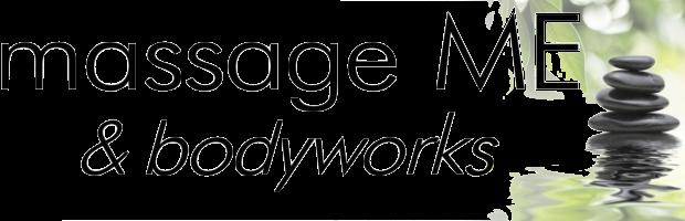 massage ME & bodyworks Retina Logo
